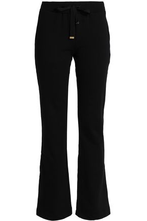 ROBERTO CAVALLI GYM Stretch-jersey track pants