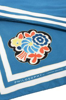 PHILOSOPHY di LORENZO SERAFINI スカーフ レディース e