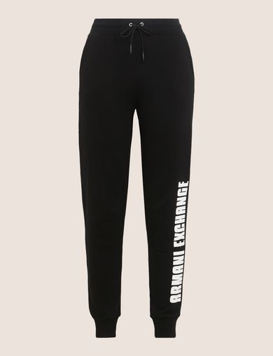 ARMANI EXCHANGE Fleece Trouser Woman R