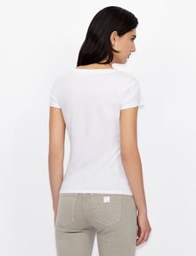 ARMANI EXCHANGE Logo T-shirt Woman e