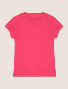 ARMANI EXCHANGE GIRLS CLASSIC LOGO TEE Logo T-shirt Woman r