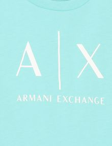 ARMANI EXCHANGE Logo-T-Shirt Damen d