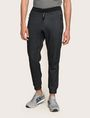 ARMANI EXCHANGE ZWEIFARBIGE SPORTHOSE MIT LOGO Fleece-Hose [*** pickupInStoreShippingNotGuaranteed_info ***] f