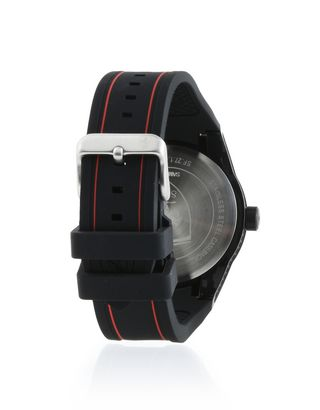 Scuderia Ferrari Online Store - RedRev quartz watch in black and red - Quartz Watches