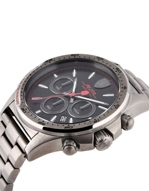 Limited edition Pilota Chronograph watch
