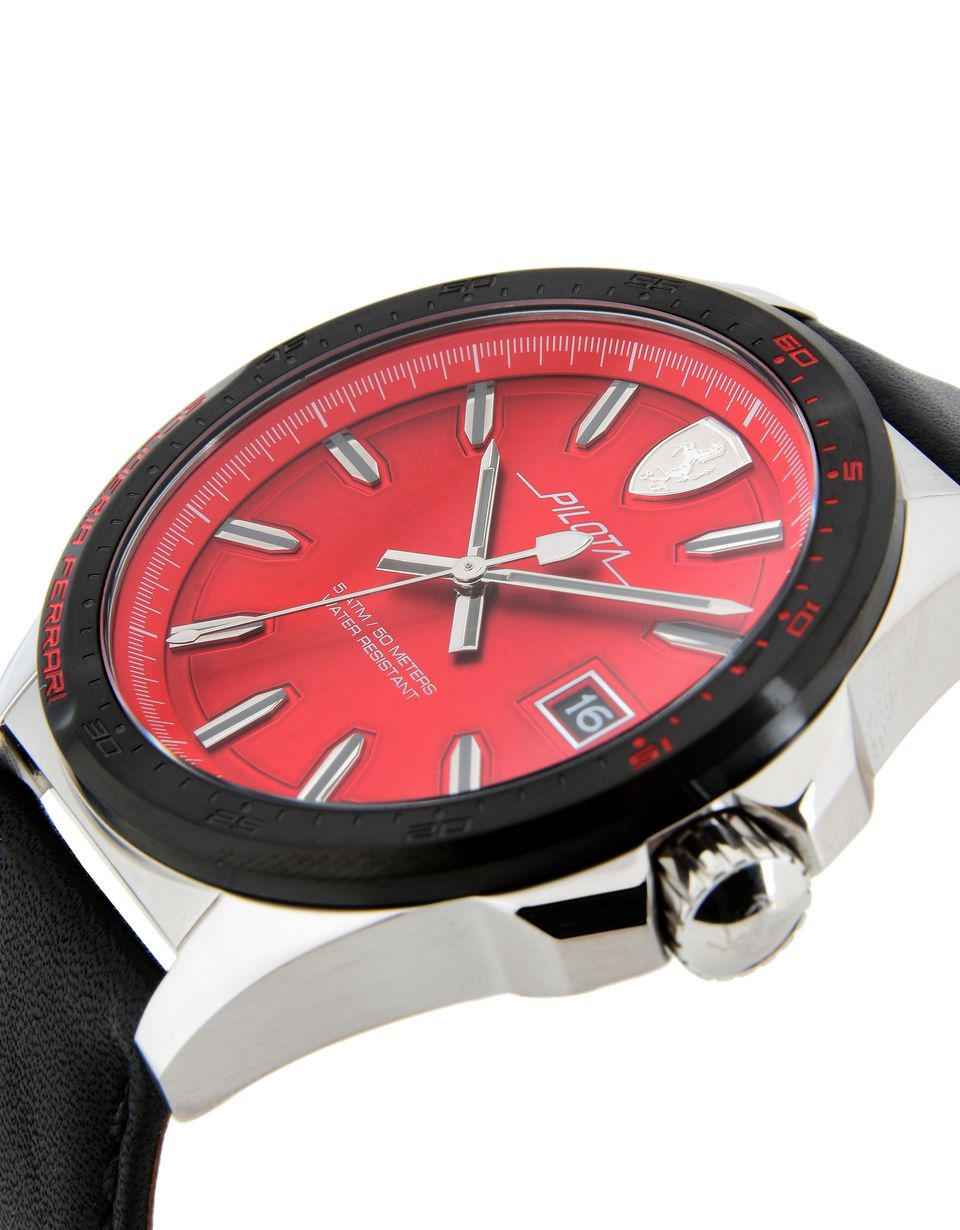 Scuderia Ferrari Online Store - Pilota Watch - Quartz Watches