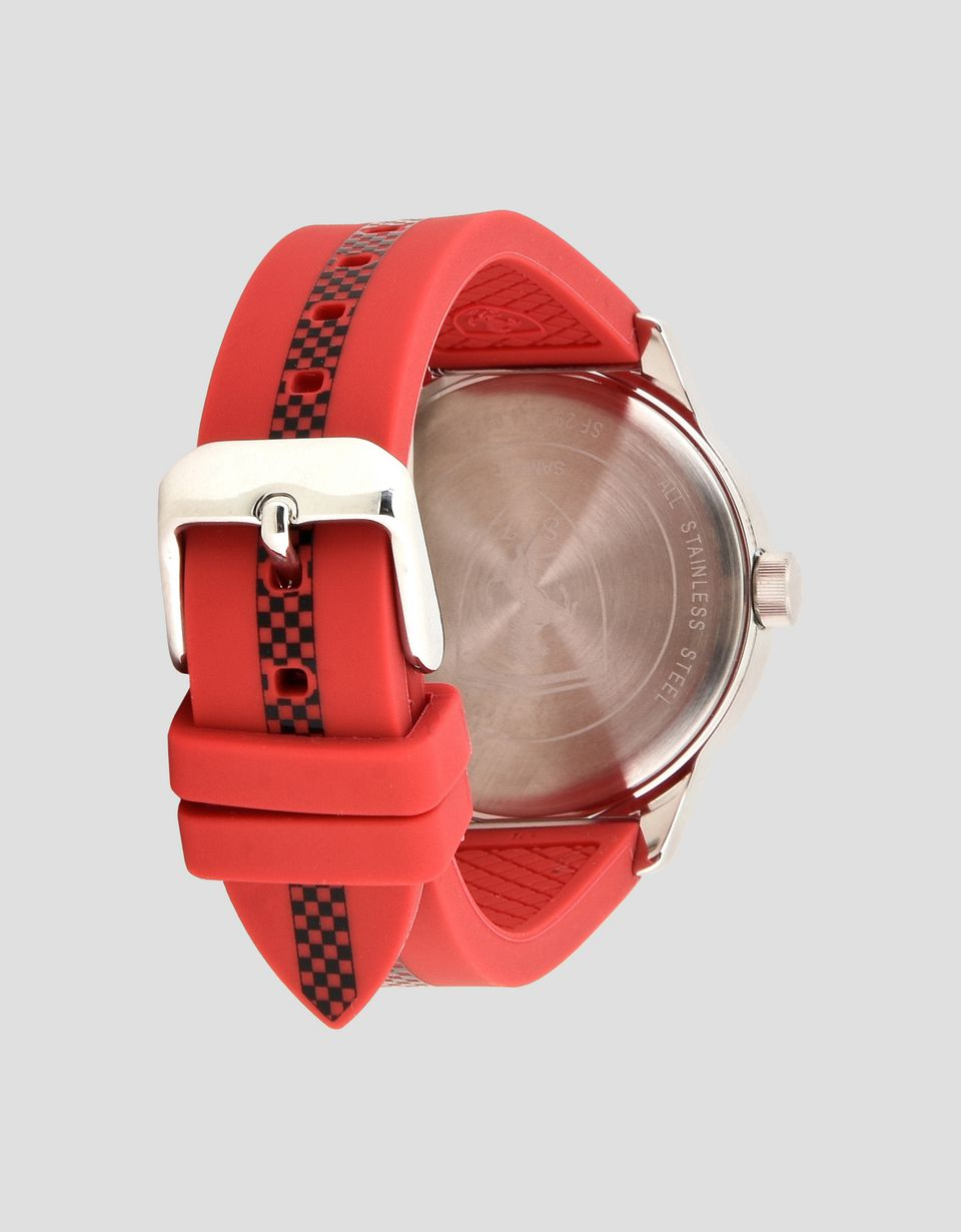 Scuderia Ferrari Online Store - Pitlane watch for teens in red - Quartz Watches