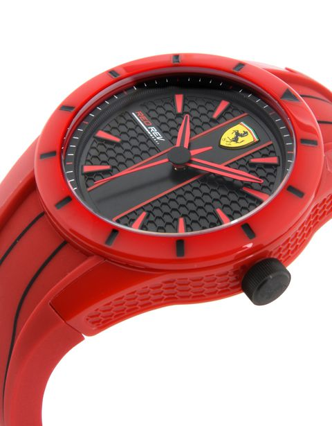 RedRev Quartz Watch