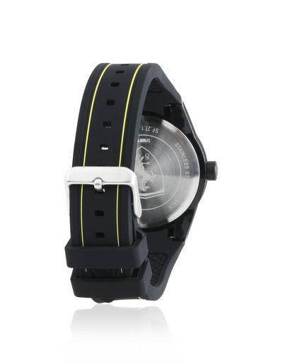Scuderia Ferrari Online Store - RedRev quartz watch in black with yellow details - Quartz Watches