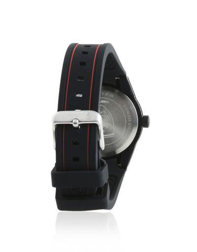 Scuderia Ferrari Online Store - RedRev quartz watch in black with red details - Quartz Watches