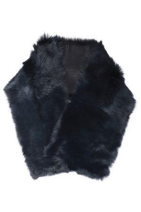 YVES SALOMON Shearling scarf