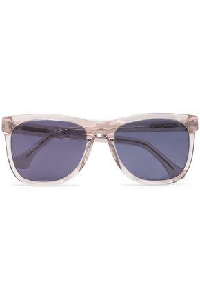 d-frame-acetate-sunglasses by balenciaga