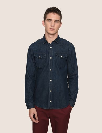 WESTERN REGULAR-FIT SHIRT