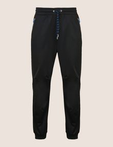 ARMANI EXCHANGE POP COLOR CONTRAST JOGGER Fleece Trouser Man r