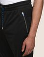ARMANI EXCHANGE POP COLOR CONTRAST JOGGER Fleece Pant Man b