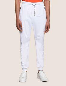ARMANI EXCHANGE POP COLOR CONTRAST JOGGER Fleece Pant Man f