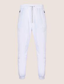 ARMANI EXCHANGE POP COLOR CONTRAST JOGGER Fleece Pant Man r