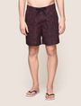 ARMANI EXCHANGE TYPOGRAPHY LOGO SWIM SHORTS Swim Man f