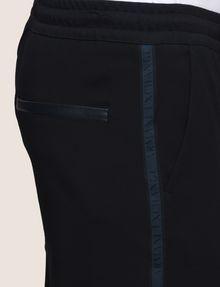 ARMANI EXCHANGE LOGO TAPE JOGGER Fleece Pant Man b