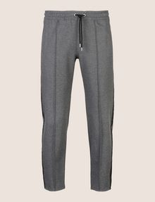 ARMANI EXCHANGE LOGO TAPE JOGGER Fleece Pant [*** pickupInStoreShippingNotGuaranteed_info ***] r