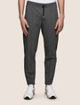 ARMANI EXCHANGE LOGO TAPE JOGGER Fleece Pant Man f
