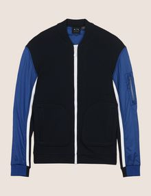 ARMANI EXCHANGE Fleece-Jacke [*** pickupInStoreShippingNotGuaranteed_info ***] r