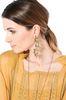 ALBERTA FERRETTI Clip-on foliage earrings Earrings Woman r
