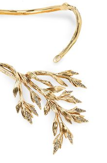 ALBERTA FERRETTI Foliage necklace Necklace Woman d