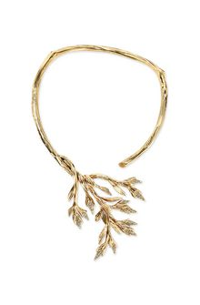 ALBERTA FERRETTI Foliage necklace Necklace Woman f