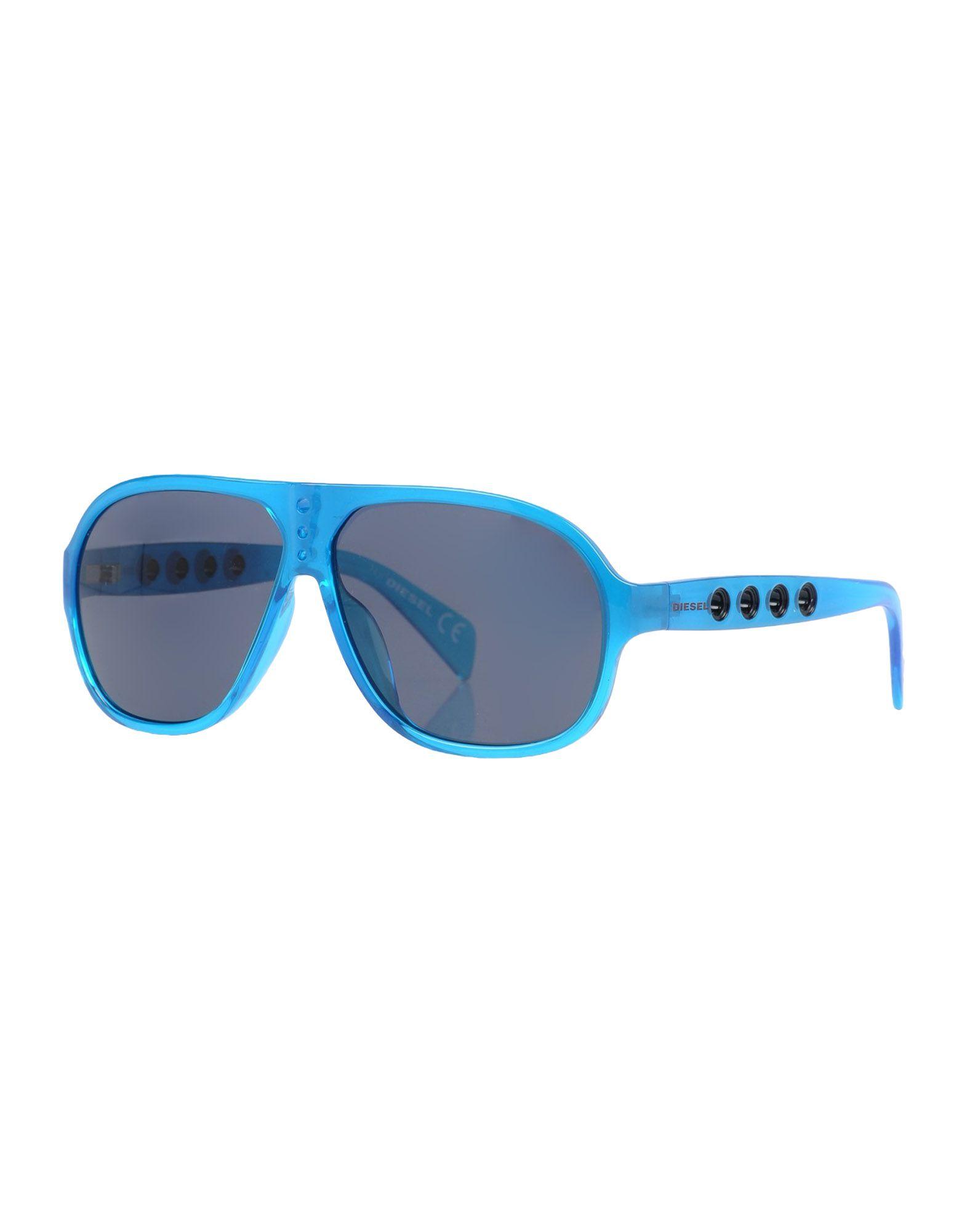 DIESEL Солнечные очки бусы из янтаря солнечные дни
