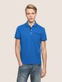 ARMANI EXCHANGE CONTRAST TIPPING POLO SHORT SLEEVES POLO Man f