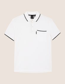 ARMANI EXCHANGE Kurzärmeliges Poloshirt [*** pickupInStoreShippingNotGuaranteed_info ***] r