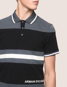 ARMANI EXCHANGE Kurzärmeliges Poloshirt [*** pickupInStoreShippingNotGuaranteed_info ***] b