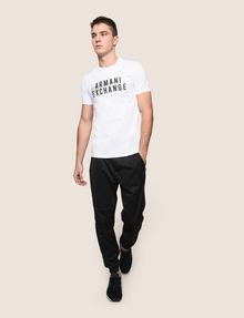 ARMANI EXCHANGE Logo-T-Shirt [*** pickupInStoreShippingNotGuaranteed_info ***] d