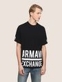 ARMANI EXCHANGE Logo T-shirt Man f