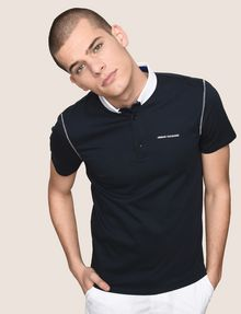 ARMANI EXCHANGE Kurzärmeliges Poloshirt [*** pickupInStoreShippingNotGuaranteed_info ***] a