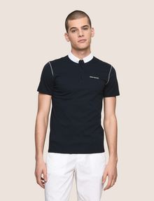 ARMANI EXCHANGE Kurzärmeliges Poloshirt [*** pickupInStoreShippingNotGuaranteed_info ***] f