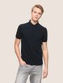 ARMANI EXCHANGE SCATTERED LOGO POLO SHORT SLEEVES POLO Man f