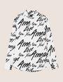 ARMANI EXCHANGE SLIM-FIT PRINTED STRETCH SHIRT Printed Shirt [*** pickupInStoreShippingNotGuaranteed_info ***] r