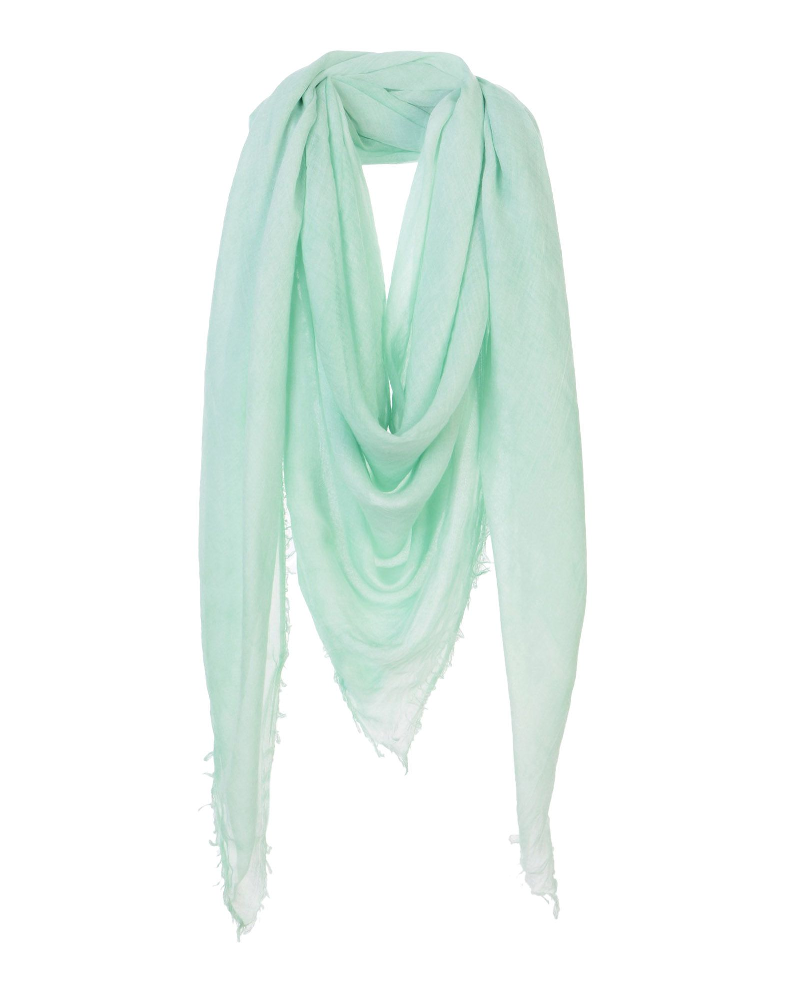 FRAAS Square Scarf in Light Green