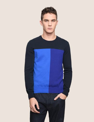 ARMANI EXCHANGE Crew Neck Man F