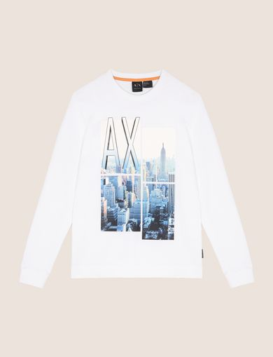 NYC PHOTOBLOCK SWEATSHIRT