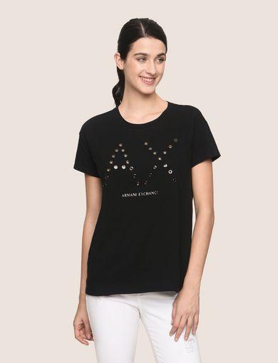 パンチングロゴ Tシャツ
