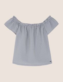 ARMANI EXCHANGE S/S Top tejido [*** pickupInStoreShipping_info ***] r