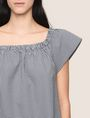ARMANI EXCHANGE S/S Top tejido [*** pickupInStoreShipping_info ***] b