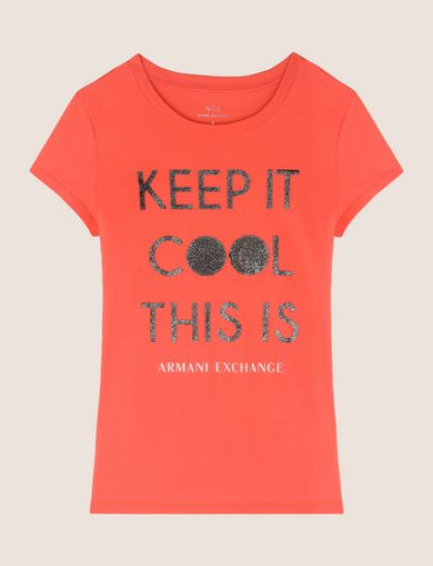 KEEP IT COOL THIS IS A|X TEE