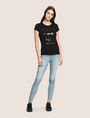 ARMANI EXCHANGE KEEP IT COOL THIS IS A|X TEE Non-logo Tee Woman d