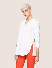 ARMANI EXCHANGE Plain Shirt Woman f