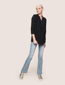 ARMANI EXCHANGE Plain Shirt Woman d