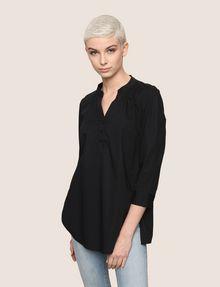 ARMANI EXCHANGE Plain Shirt Woman f